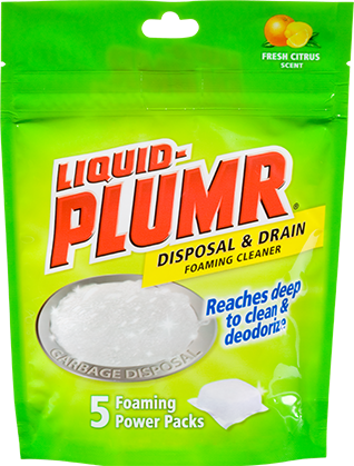 Disposal & Drain Cleaner