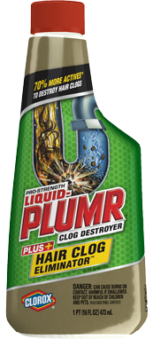 Clog Destroyer Plus+ Hair Clog Eliminator<sup>™</sup>